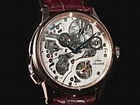 日本の高級時計。SEIKOクレドールの3465万円の時計。音色がふつくしい