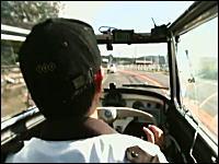 これは珍しい車載映像。珍車メッサーシュミットのコクピットを撮影したムービー