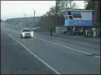 ロシアのスピード違反の取り締まりワロタwwwだれも止まろうとしないwww