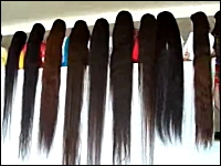 髪の毛が異常に長い女性たちの集まりを撮影したビデオがコワイwww中国
