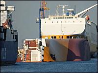 貨物船、タンカー 大きな船が「やっちまったあああああ!」という画像集