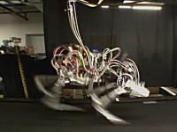 米軍のロボットがロボットの走るスピード新記録を樹立。DARPAチーター型