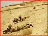 メディーック!これがリアルなのか(@_@;)アフガニスタンの前線で被弾する兵士