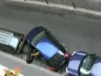 ちょっと無理そうだけど、どうしても駐車したい時はこうすればいいらしいよ