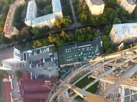 おそロシアの鉄塔登り動画でちょっとワロタ。あっ君か。君ならまぁいいやね