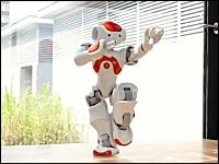 あの「Evolution Of Dance」をロボットに躍らせた作品が凄い。NAO Robot