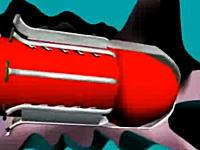 アンチレイプコンドームの動画解説 チンポを鋭いトゲでめった刺しにし激痛を与える