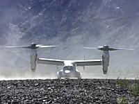 オスプレイとてもカッコ(・∀・)イイ アメリカ海兵隊VMM-365のPVとウェポン解説