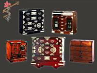 海外でこれはクールだと紹介されていた日本の伝統工芸からくり箪笥(たんす)