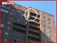 なぜ死を選んだ・・・。16歳の少年が14階から飛び降り自殺。ウラジオストック