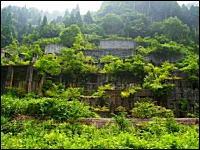 廃墟の美学 人工物が自然に飲み込まれる姿 廃墟画像集