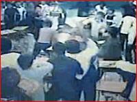 中国では喧嘩が始まると全員参加!そして教室完全崩壊wwwww