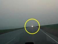 んっ!?ぎゃあ!高速の対向車がギリギリひやっと。これは良く避けれたな。