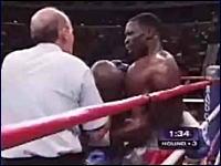伝説の金的合戦 WBA世界フェザー級王座決定戦