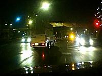今日のDQNドラレコ東京。怖い運転をするトラックとそれを追いかけるDQN車載。