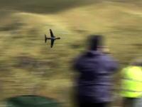 毎日たくさんの戦闘機が低空飛行するイギリスの山岳地帯で撮影してみまんた