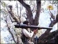 ムジャヒディンがアフガニスタン基地を全力で攻撃し陥落させる 2010年の映像