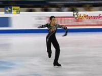 フィギュア世界選手権 男子シングルで織田信成が全てのジャンプを失敗する偉業達成