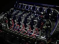 世界で唯一の6ロータリーエンジン。PPRE 6B Rotorのエンジン音。始動風景