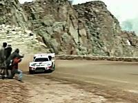 パイクスピーク登り5連覇を達成したモンスター田嶋のフルラップ映像