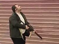 ロシア人の思考。「歩行者に危険な氷柱は狙撃したらいいんじゃね?」動画