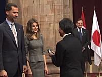 スペイン皇太子賞を受賞したNINTENDO宮本茂さんの動画がキテタヨー。
