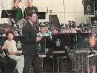 チャールズ皇太子(王太子)暗殺未遂事件の映像。オーストラリア1994年