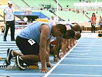 参加することに意義がある。世界陸上男子100mに挑んだサモア選手がデカイ