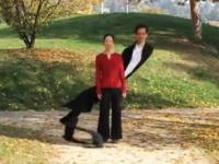 スリットスキャンという技法を用いて作られた奇妙なダンス。人間がフニャリ