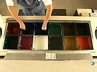 キャンドルアーティストのお仕事拝見動画。素敵な装飾用キャンドルの世界。