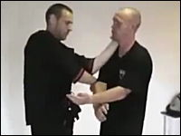 中国の詠春拳が凄すぎワロタwww手刀が速すぎて残像拳になってるwww