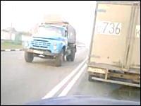 ロシアで流行している交通渋滞の回避法 これはちょっと笑えるなww